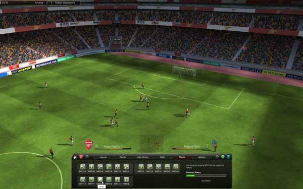 FIFA Manager 10 la demo