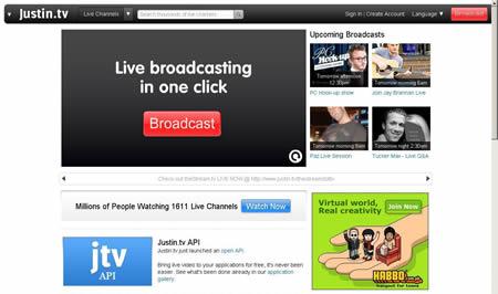 Justin.tv, aggirare limite utenti con Ultrasurf