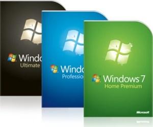 windows 7 versioni