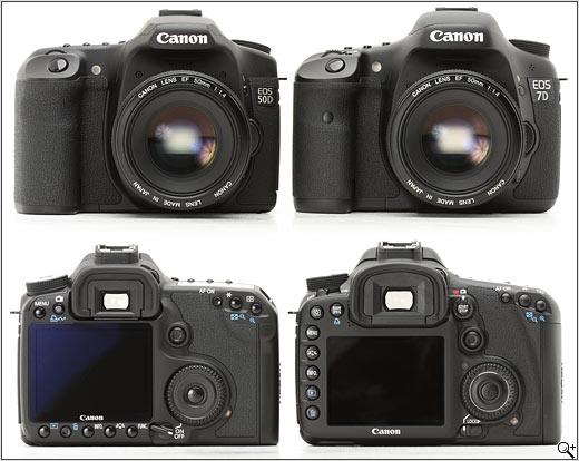 Recensione della Canon EOS 7D