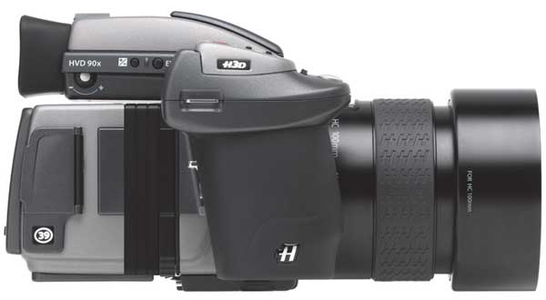 Hasselblad-H3DII