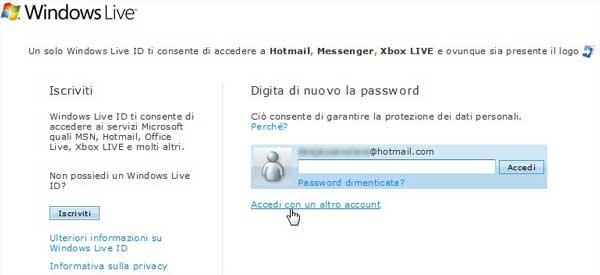 recupero-password-windows-live