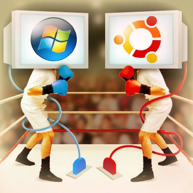 Confronto tra Ubuntu 9.10 e Windows 7 (fatto da un utente medio)