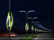 Turbina luminosa ecolight turbine light