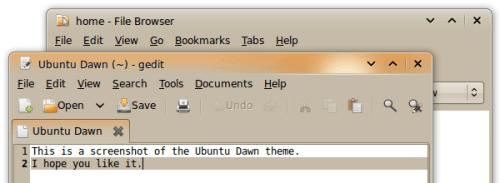 screenshot-ubuntu-dawn-1