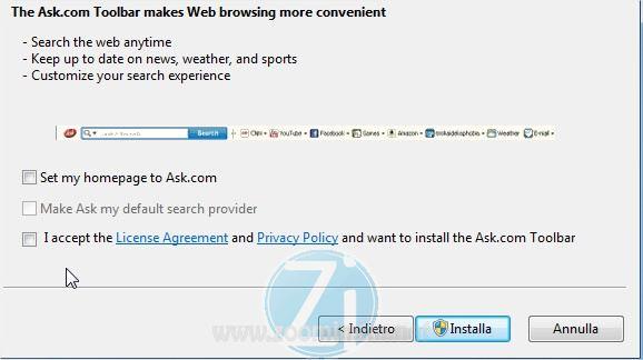 toolbar utorrent