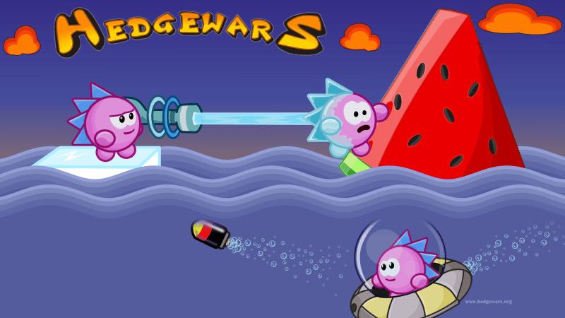 Hedgewars – Il clone opensource di Worms