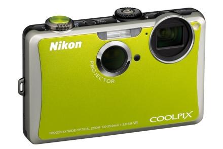 Nikon Coolpix S1100pj e Coolpix S5100