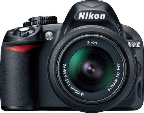 Nikon presenta la nuova reflex D3100