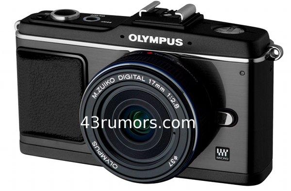Olympus: nuovo kit per E-P2 e nuova reflex E-5