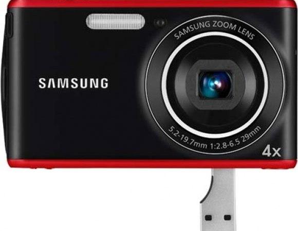 Samsung PL90, prima fotocamera con connettore USB integrato