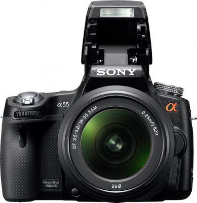 Sony SLT A55 e Sony SLT A33: le prime fotocamere con lo specchio traslucido