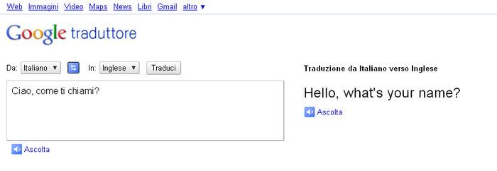 Ecco come funziona Google Translate