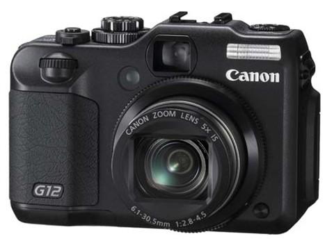 Canon PowerShot G12: la nuova compatta di alta gamma
