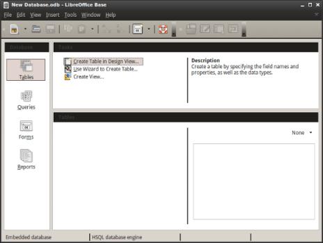 base LibreOffice