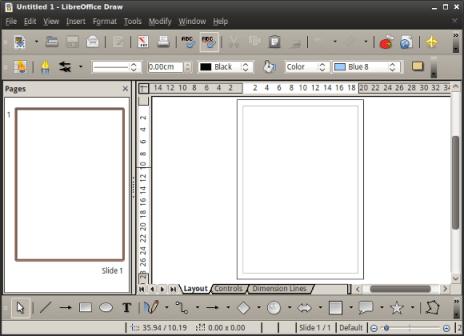 draw LibreOffice