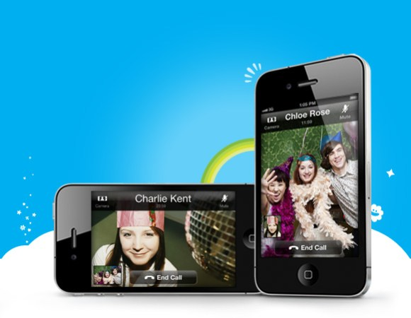 Video Chiamate su iPhone con Skype