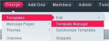 Template ed URL: Struttura base Permalink ExpressionEngine