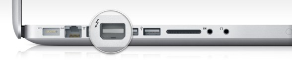 thunderbolt macbook pro