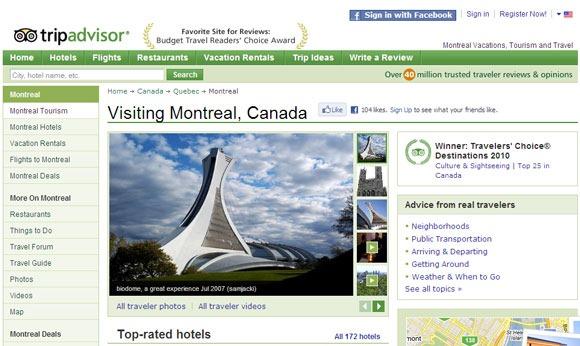tripadvisor guide turistiche web