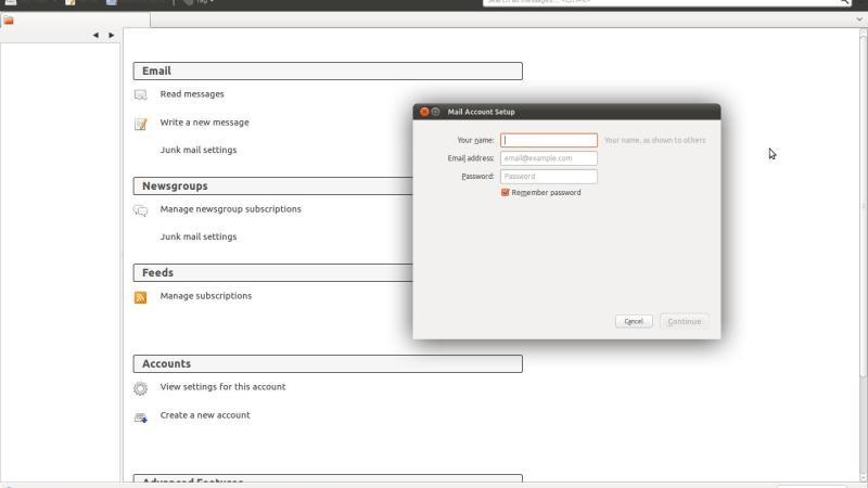 Installare Thunderbird su Ubuntu Linux