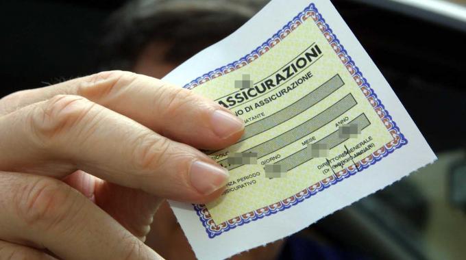 RC Auto, Elenco Polizze Contraffatte in Italia nel 2011