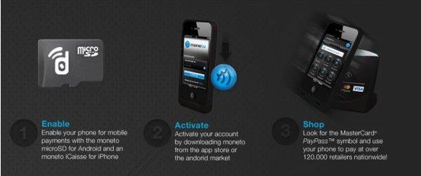 Trasformare Smartphone in Dispositivo NFC con Moneto