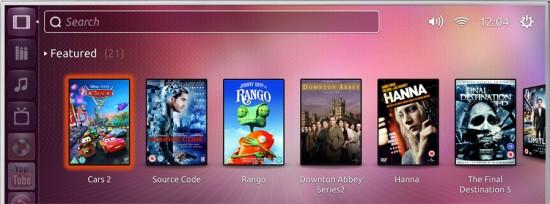 CES 2012, Canonical e Ubuntu TV