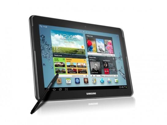 Samsung presenta il Galaxy Note 10.1: caratteristiche e foto