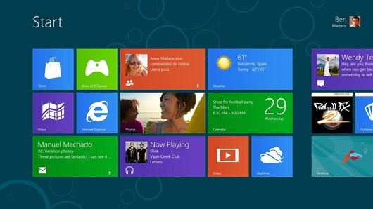 Windows 8 Beta, Requisiti di Sistema e Link per il Download