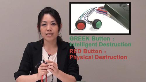 RunCore Presenta InVincible SSD con Pulsante di Autodistruzione