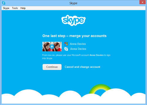microsoft closed WLM for Skype