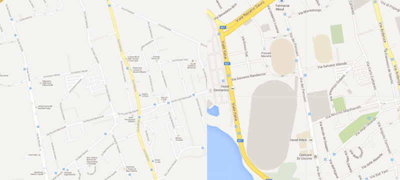 Arriva in Italia Google Map Maker, Migliorare Maps Grazie agli Utenti