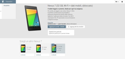 nexus 7 play devices