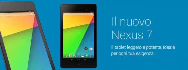 Google Apre Play Devices anche in Italia