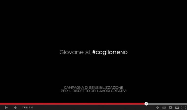 #CoglioneNo, la Campagna dei Freelance che Spopola sui Social