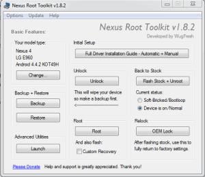 NexusRoot ToolKit