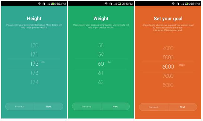 Guida Configurazione Xiaomi Mi Band su Android