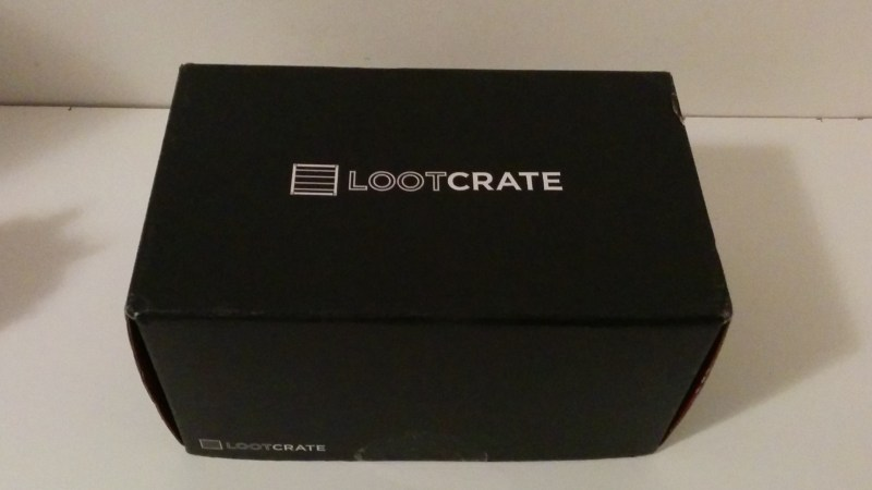 Unboxing della Loot Crate di Febbraio 2016