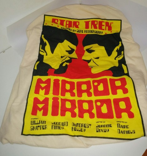 star trek mirror mirror spock