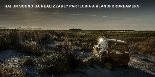 #LandForDreamers