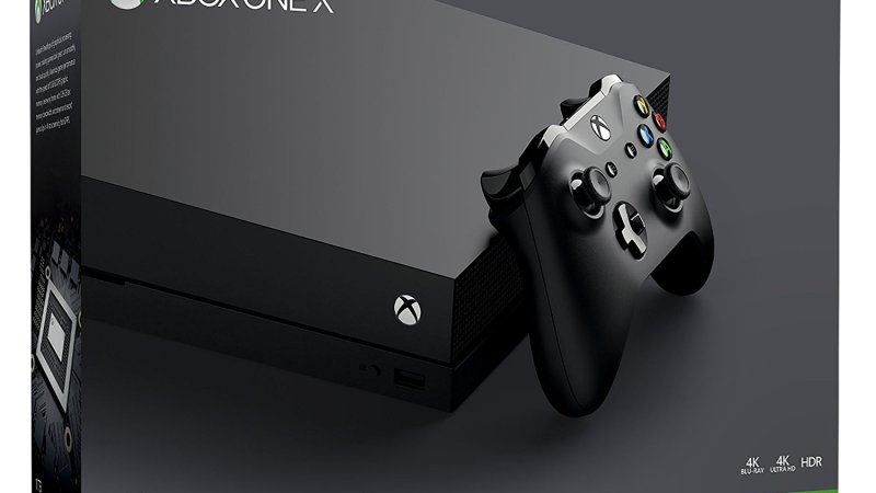 Xbox One X ora disponibile al Preordine su Amazon