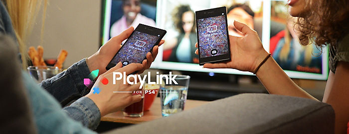 Sony Presenta Playlink per la console PS4