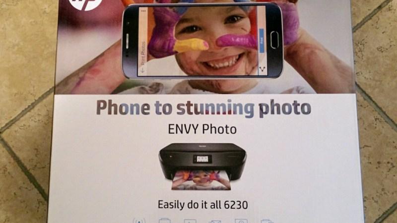 HP Envy Photo 6230, la stampante perfetta per l'utilizzo domestico