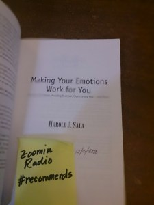 Harold Sala Make Your Emotions Work For You
