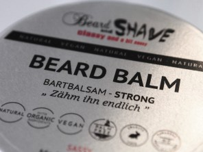 Beard Balm STRONG