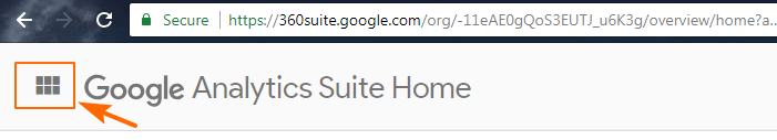 Image 1A.3. 360 Suite Organization Icon