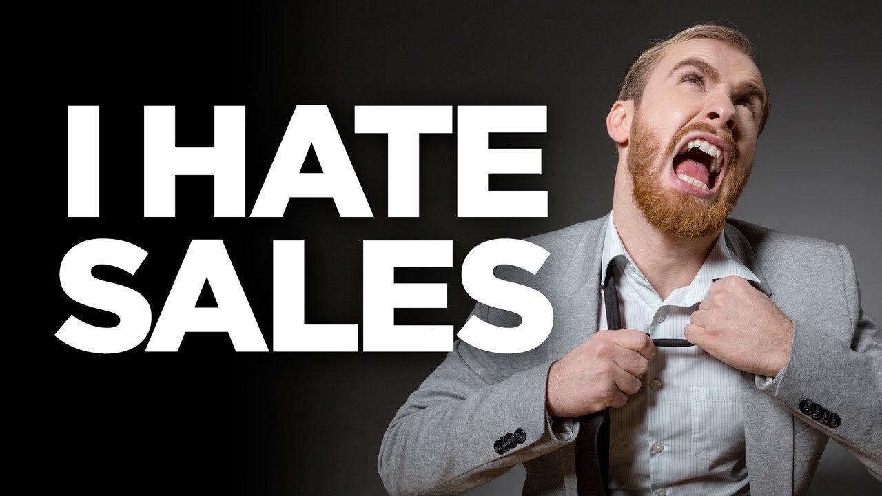 Image 1e.c. I Hate Sales