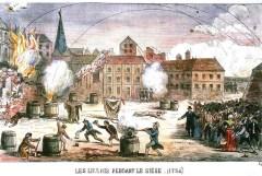 Copyright : DR / Siège de Lille par les Autrichiens