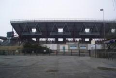 Entrée du Stade Grimonprez-Jooris en 2009